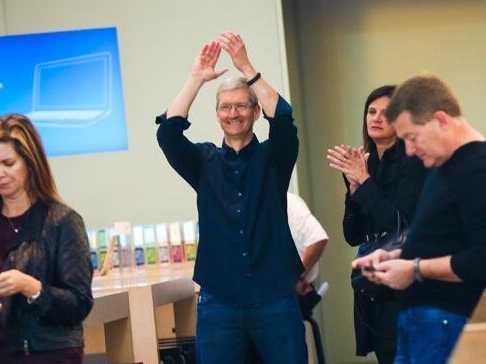 苹果计划今年再次大量发企业债券