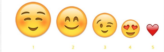 emoji表情 emoji表情符号
